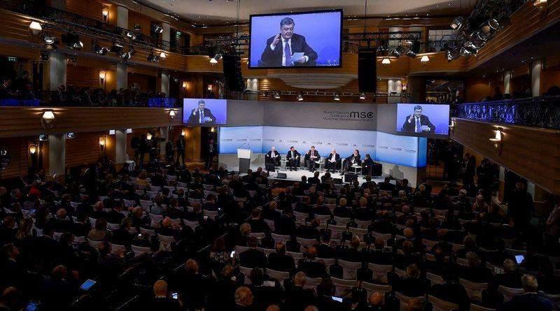 Петро Порошенко візьме участь в Мюнхенській безпековій конференції