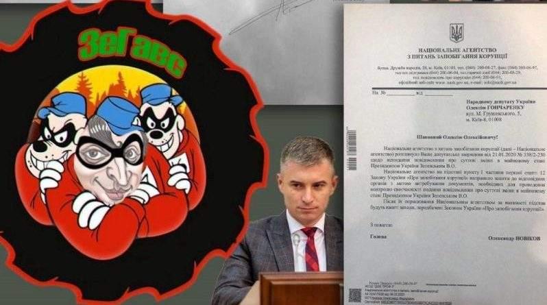 Моніторинг обіцянок та заяв Володимира Зеленського. Антикорупційні заяви та обіцянки