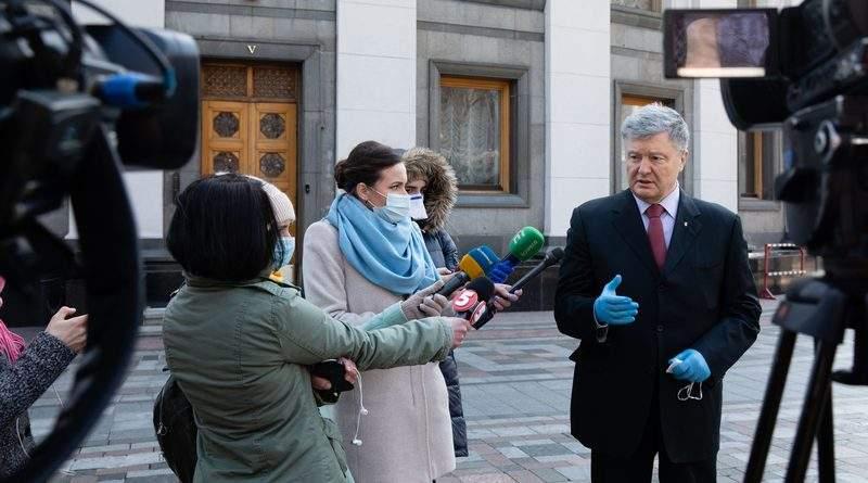 Петро Порошенко визначив невідкладні завдання влади для подолання наслідків епідемії (фото, відео)