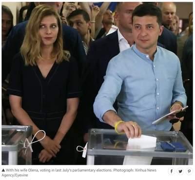 Президент нещасного випадку (відгуки, повний переклад інтерв'ю Зеленського в The Guardian)