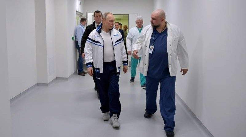 Как Кремль использует пандемию в пропаганде