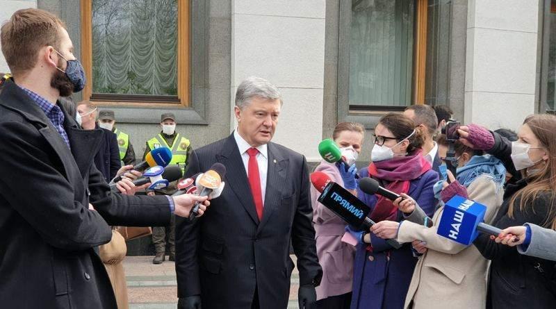 Петро Порошенко: Нічого у порядку денному Ради окрім трьох питань: оборона, лікарі, підтримка людей і економіки
