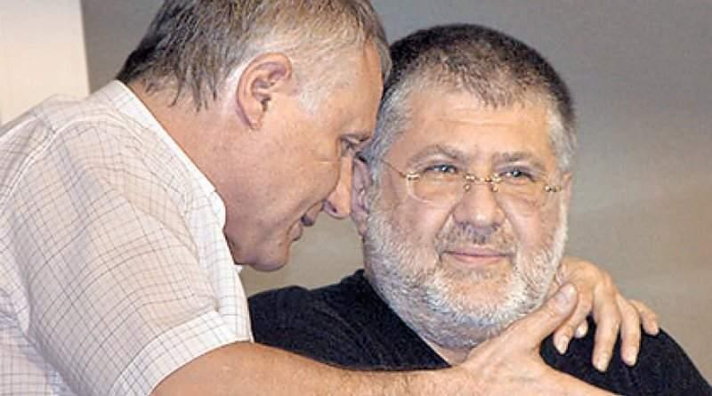 Некоторые судьи теперь не судьи, а подельники Суркисов и Коломойского
