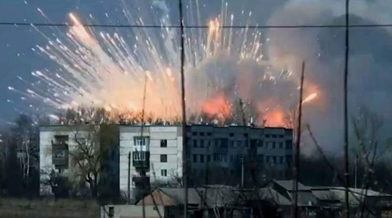 Проміжні висновки ТСК Ради по надзвичайним ситуаціям на військових складах ЗС України