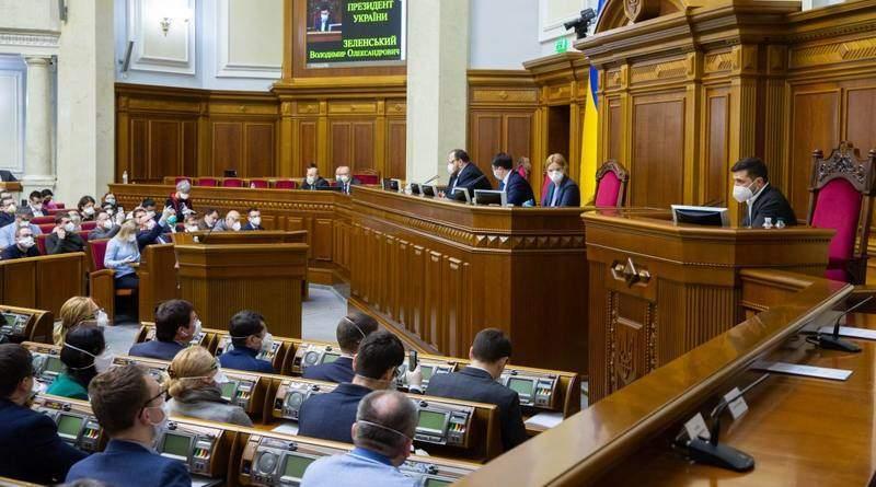 Зеленский теряет контроль над парламентом