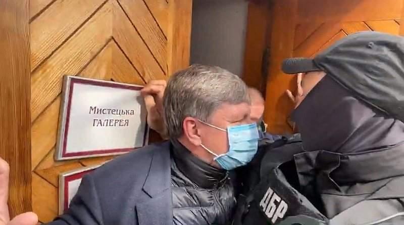 НАБУ розпочало розслідування за фактом незаконного штурму Музею Гончара слідчими ДБР
