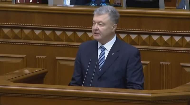 «Влада не цінує, не поважає та не захищає лікарів» – Петро Порошенко (відео)