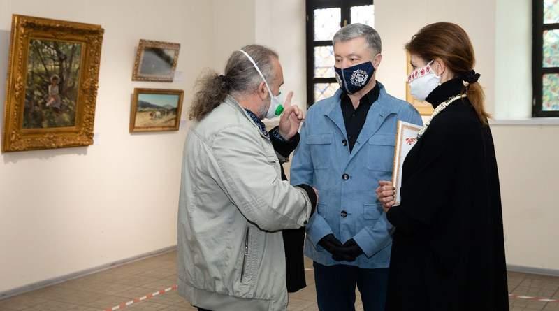 «Єдине позитивне, що зробила за останній тиждень влада, — це популяризувала музей Гончара» (фото, відео)
