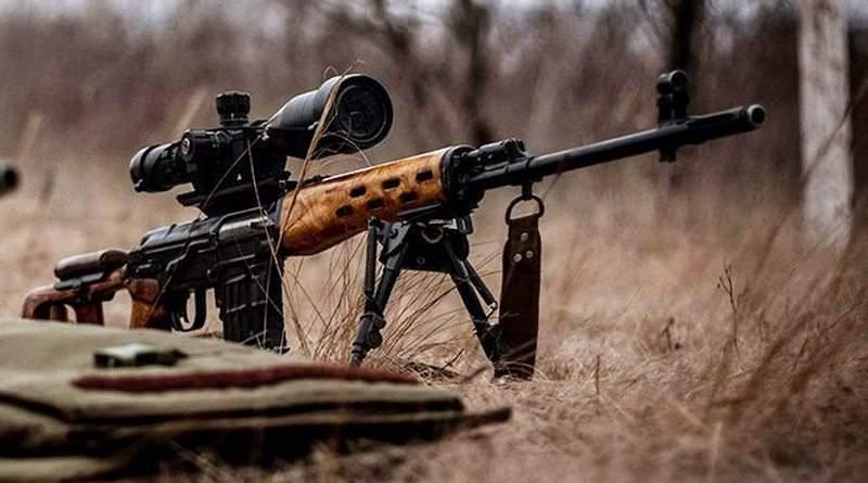 Контррозвідка СБУ ідентифікувала ворожих снайперів (відео)