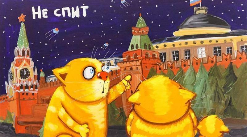Вася Ложкін і кремлівська політика