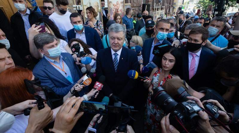 «Політичні переслідування, які влаштовує ДБР, – це свідчення відчаю та безсилля» – Петро Порошенко (фото, відео)
