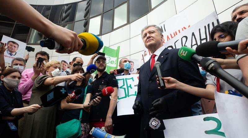 Петро Порошенко: «Це відповідальність влади – зупинити повзучий російський реванш» (фото, відео)
