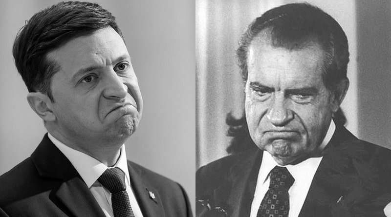 Україна – не США, Зеленський – не Ніксон