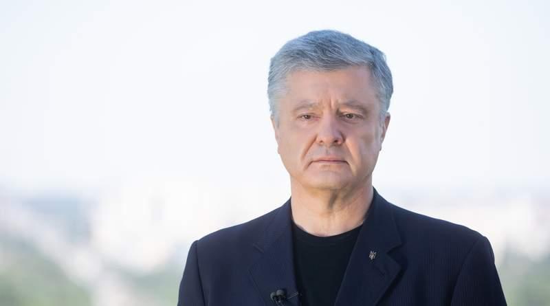 Петро Порошенко привітав українців з Днем Конституції (відео)
