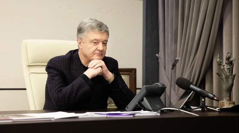 Інтерв'ю Петра Порошенка з Сергієм Жаданом на радіо для військових Тризуб ФМ (відео)