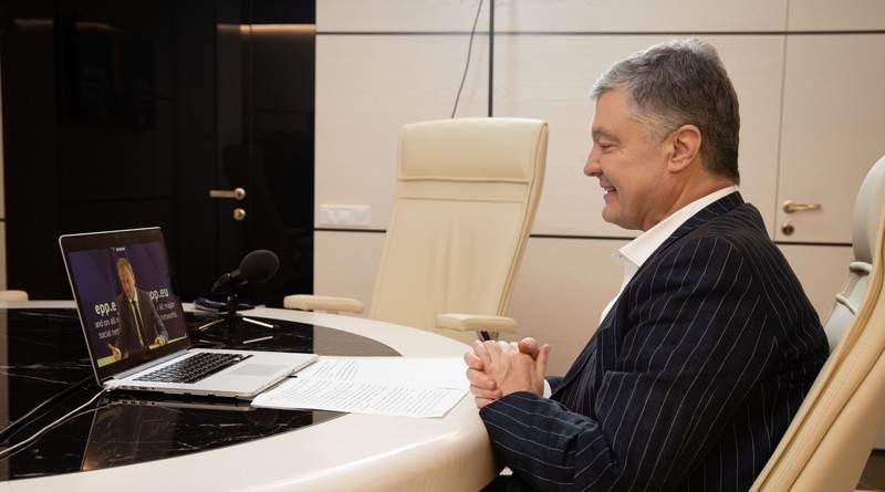 Дональд Туск під час розмови з Порошенком: Ми з вами – політики, які прагнуть будувати (фото, відео)