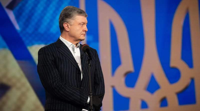 Петро Порошенко в ефірі телемарафону до третьої річниці безвізового режиму з країнами ЄC (фото, відео)
