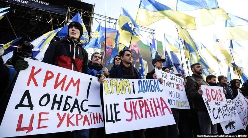 События в Украине не дают соскучиться