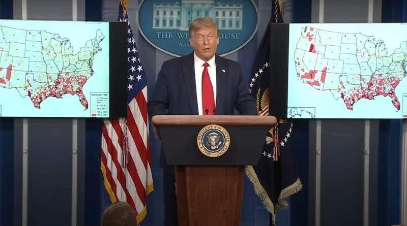 Новости из США. 20-25 июля 2020 года