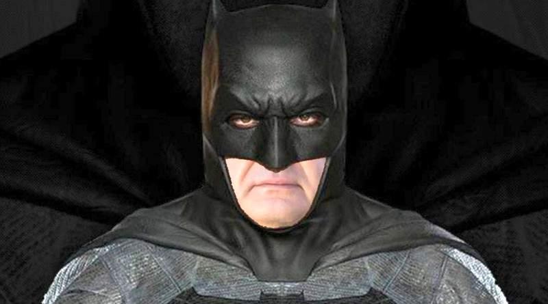 Чому він не Бетмен? Чому не літає?!
