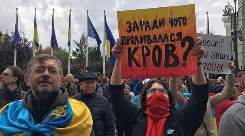Армія та Україна нікому крім порохоботів не потрібні