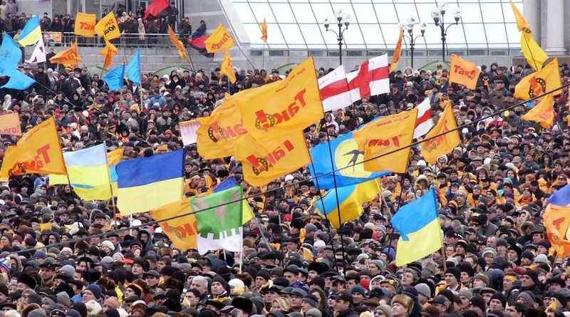Життя – не фестиваль Майданів