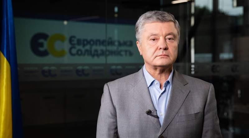 Звернення Петра Порошенка щодо ситуації в Білорусі (відео)