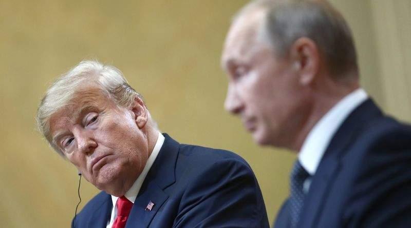 Radio Lemberg: 37 разів, коли Трамп став на бік Московії