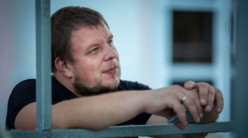Відомий волонтер Олег Абрамичев – кандидат на посаду міського голови Харкова від «Європейської Солідарності»