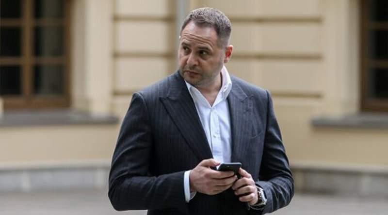 Суд зобов'язав СБУ порушити провадження щодо підозри Єрмака в державній зраді та шпигунстві (документ)