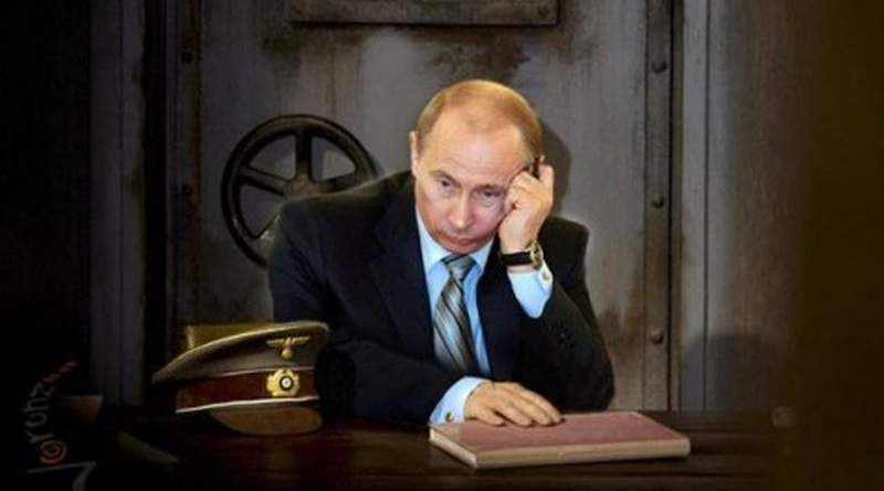 Путін із бункера оцінив економіку України