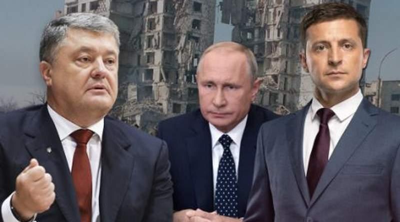 Два Путіна, дві України