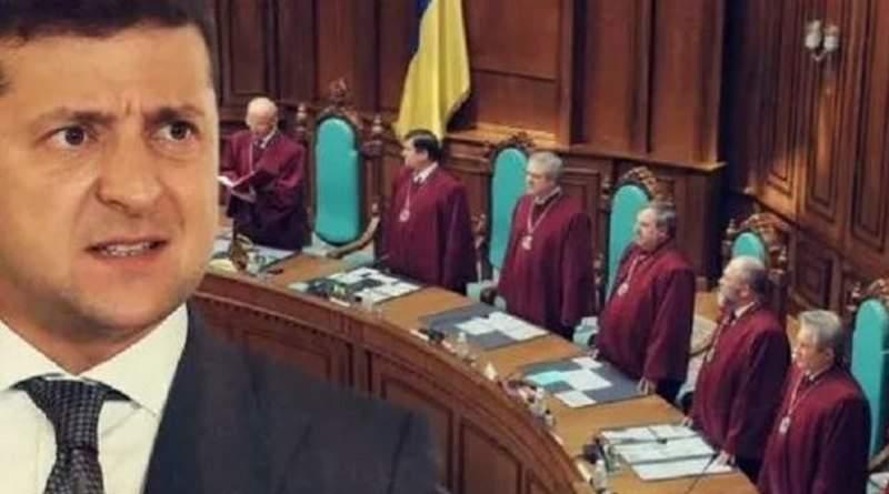Антиконституційний переворот імені Зеленського