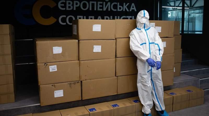 На Донеччині Краматорська міська лікарня №3 отримала допомогу від Фонду Порошенка (відео)