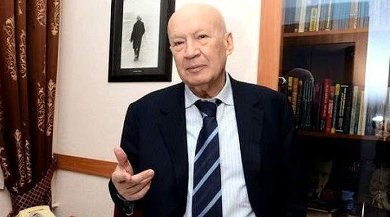 Владимир Горбулин: «Нынешние формы войны пока не пришли в голову ни одному фантасту»