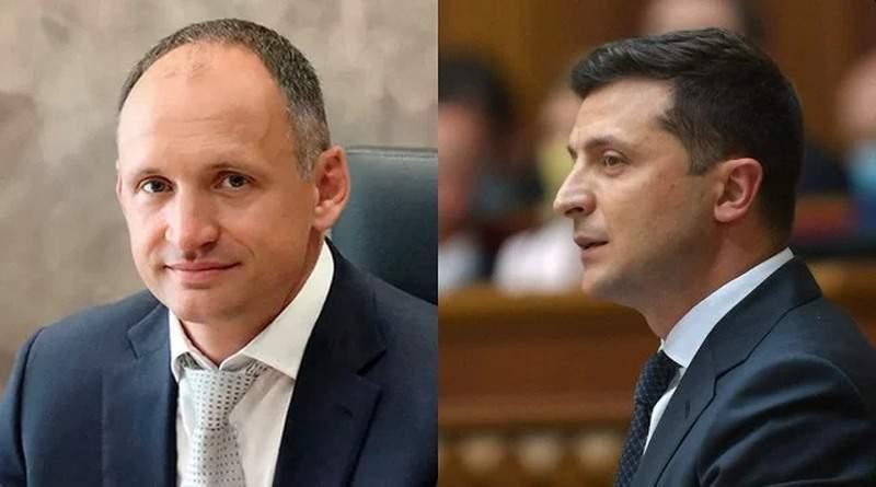 Пане Зеленський, Ви точно не хочете звільнити Татарова?