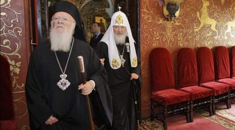 «Ніякої УПЦ МП в Україні не існує» – Вселенський патріарх