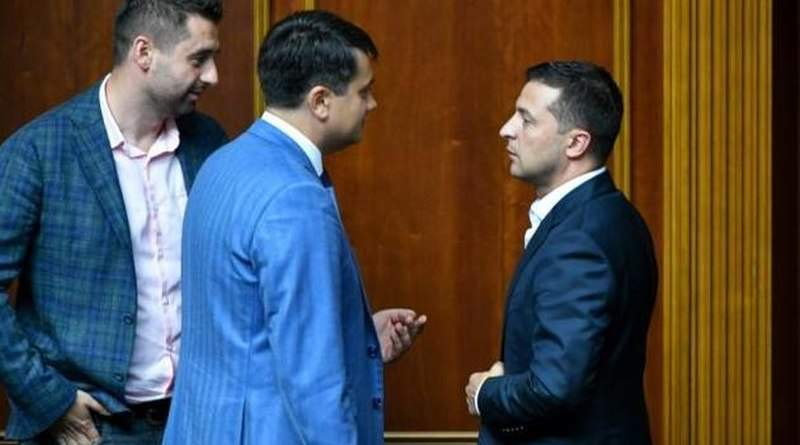Зеленський втратив лідерство в країні