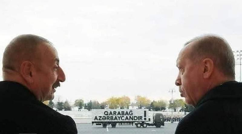 Турция и НАТО пришли в Азербайджан надолго, если не навсегда (видео)