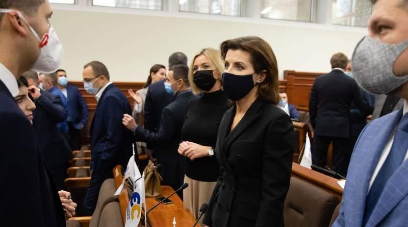 «ЄвроСолідарність» у Київраді ініціює безкоштовне вакцинування столичних вчителів та медиків