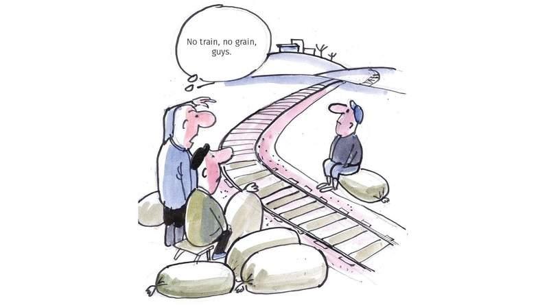 Що відбувається з вантажними і пасажирськими перевезеннями «Укрзалізниці»