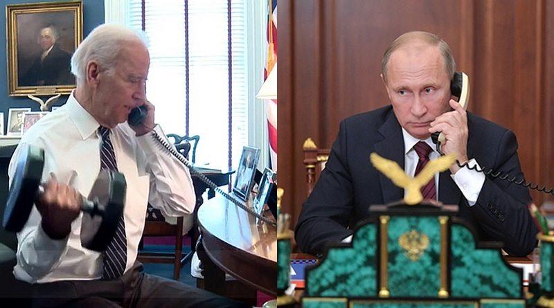 Что осталось за кадром разговора Путина с Байденом