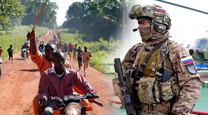 Приключения Кремля в Центральноафриканской республике