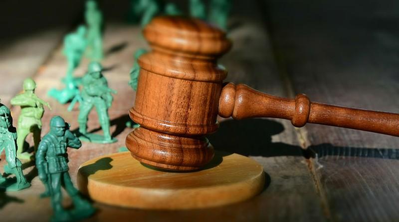 Право на військовий суд