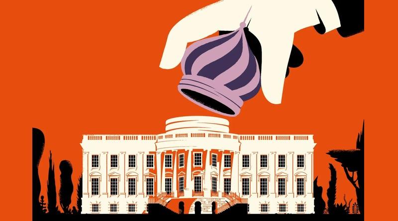 Трамп – не один у полі воїн, або Спецоперація «Наши в Белом доме»
