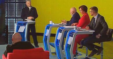 Петро Порошенко в ефірі спільного марафону трьох телеканалів «ЗЕ ЕКВАТОР» 20.04.2021 р. (відео)