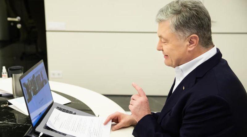Петро Порошенко провів переговори з Дональдом Туском