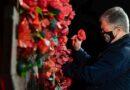 Акція «Перша хвилина миру» з нагоди Дня пам'яті та примирення (фото, відео)