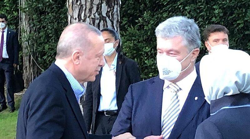 Петро Порошенко на Анталійському дипломатичному форумі. День другий. Зустріч з президентом Туреччини