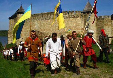 Скільки чєловєко-чиновників Банкової пригадало про 400 років битви під Хотином?